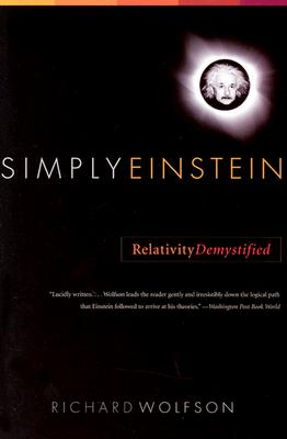 Simply Einstein By Wolfson, Richard